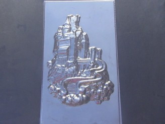 132XLsp Castle Extra Large Chocolate Mold